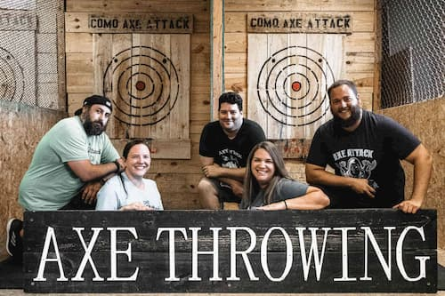 axe throwing staff in columbia