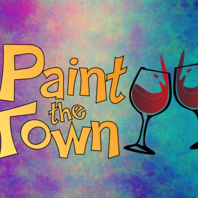 Paint the town event